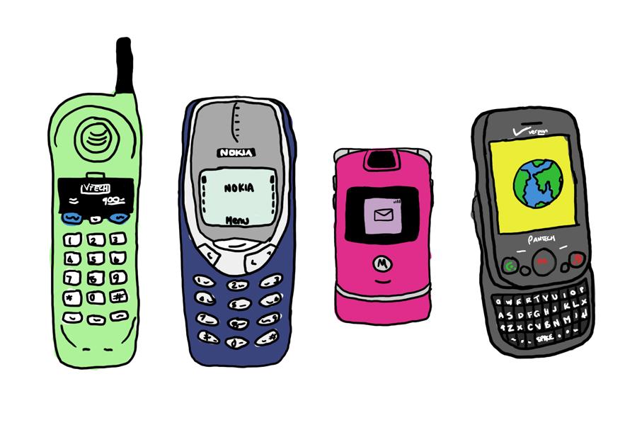 New Phone, WhoDis?