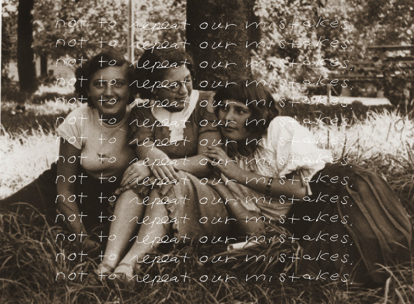 Repeating the Past: Notes to a HolocaustSurvivor