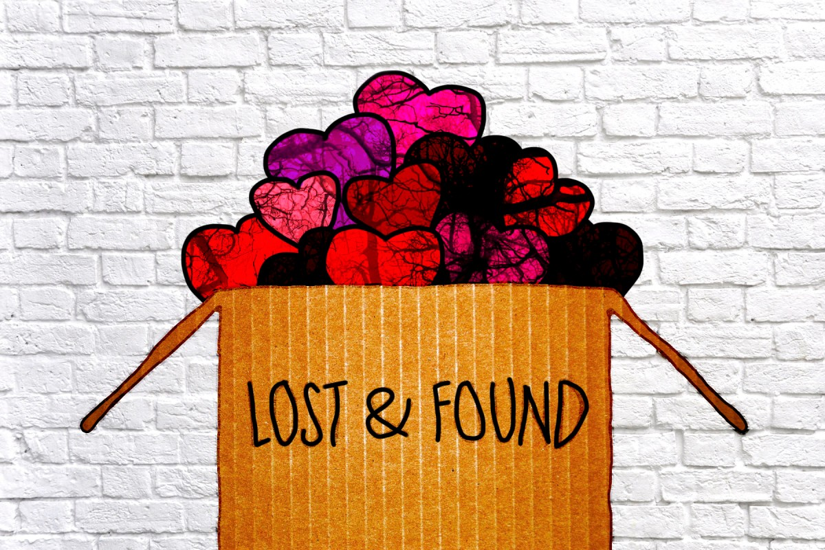 We Asked, You Answered: Lost andFound